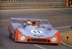 1974 Mirage GR 7  Ford (2.986 cc.)   Derek Bell  Mike Hailwood
