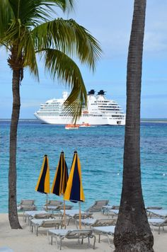 Isla Catalina in the Dominican Republic...and Seabourn Quest