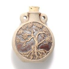 Picture of VN791, Peru High Fire Tree Of Life Bottle 49mm