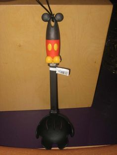 Mickey Slotted Spoon