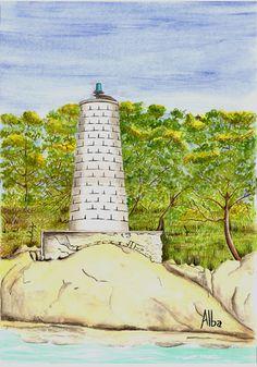 Cedros Lighthouse