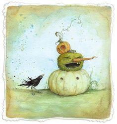Halloween - Leontine Greenberg