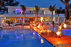 nikki beach pool - Google Search