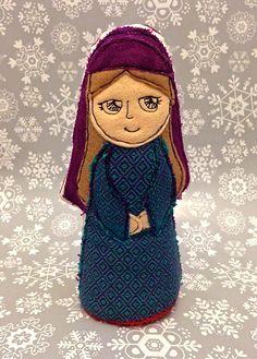 Mary Handmade Dolls, Disney Characters, Fictional Characters, Mary, Disney Princess, Fantasy Characters, Disney Princesses, Disney Princes