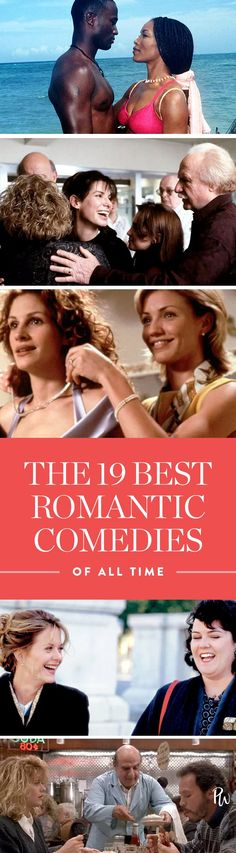 The 19 Best Romantic Comedies of All Time #purewow #movies #love #news #entertainment