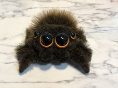 New spider. He is sold, but I have more available.  http://etsy.me/2EAviLc