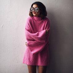 Talking about pink ...  #regram @pamallier #HMOOTD #HM