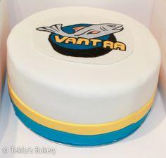 Kiekko Vantaa cake