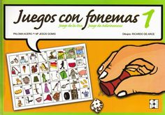 Juego para trabajar con los fonemas, mejorar el lenguaje, la comunicación y enriquecer el vocabulario espontáneo. ... Speech Language Therapy, Speech And Language, Speech Therapy, Language Arts, Cooperative Games, Teaching Activities, First Grade, Phonics, Teacher Resources