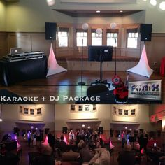 Karaoke DJ Package! Fonix Entertainment
