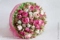 Creative Ideas - DIY Chocolate English Rose