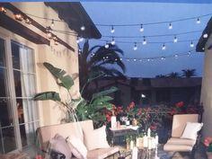 Amazon.com : Feit Electric 48ft / 14.6m Outdoor Lightstring : Patio, Lawn & Garden