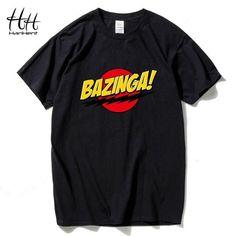 Bazinga Big Bang Theory T-Shirt