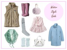 Three Heel Clicks - Winter Style Guide (how to layer, wear pastels and luxurious fabrics)