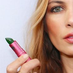 Lipstick Queen Green Lipstick | 17 Game-Changing Beauty Products You'll Wish You Knew About Sooner