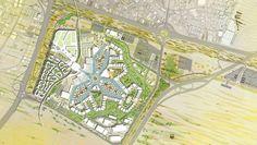 Expo-Dubai-2020-site-plan Marine City, Expo 2020, Master Plan, Dubai, City Photo, How To Plan, Architecture, World, Pavilion