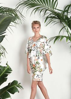 Wedding Guest Looks, Cute Dresses, Cover Up, Short Sleeve Dresses, Bridesmaid, Wedding Dresses, Womens Fashion, Floral, Casual