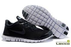 Мужские кроссовки Nike Free 3.0 v2 Black/White