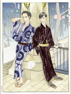 話題の漫画『昭和元禄落語心中』のイベントが銀座三越にて開催!