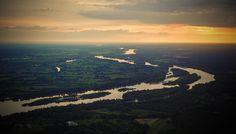Vistula River, Mazovia, Poland