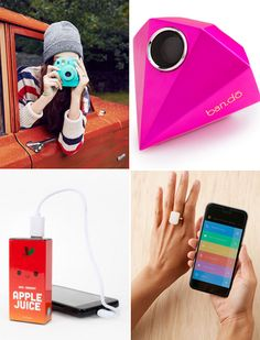 Cool Electronics For Teenage Girls This Bluetooth