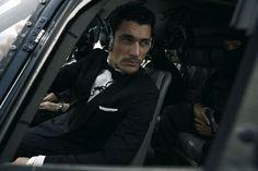 David Gandy Bond | Maria Desipris 2011