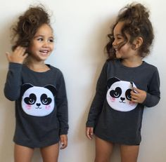 Twin sisters #cuties