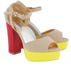 SANDALE NEON TOUCH  150,0 LEI