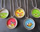 Angry Birds party favor idea  I wish I would Have thought of this for last years birthday party!!