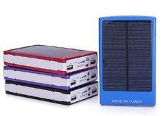 30 pcs / lot 30000 mAh USB Solar Battery Charger Power Bank for Mobile Phone Cheap Solar Panels, Solar Energy Panels, Table Pc, Phone Table, Solar Battery Charger, Solar Power, Usb, Samsung, Technology