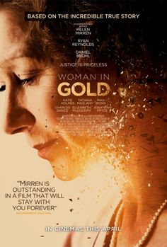 Poster for Film Woman In Gold