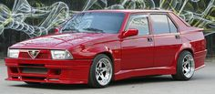 First Love - Alfa Romeo 75 Twin Spark