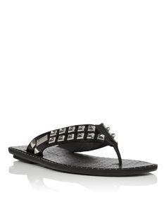 """PHILIPP PLEIN Flip Flops """"Hard Day"""". #philippplein #shoes #"""