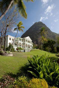 La Belle Helene Villa, ST LUCIA