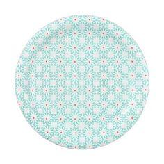 #Blue Daisy Paper Plates - #birthday #gift #present #giftidea #idea #gifts