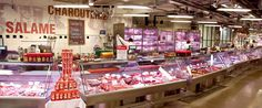 I just love the Jelmoli food section in the downstairs of their Bahnhofstrasse department store in Zurich. Food Court, Zurich, Department Store, Things To Do, Spaces, Beautiful, Fine Dining, Switzerland, Things To Make