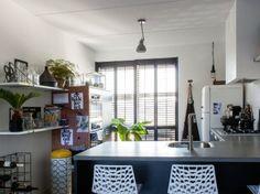Kuchnia z półwyspem w eklektycznym stylu (53016)