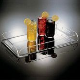 Found it at Wayfair - Grainware Serving Necessities Large English Butler Rectangle Serving Tray