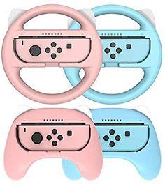 Nintendo Switch Accessories, Computer Accessories, Hello Kitty Rooms, Nintendo Controller, Self Defense Keychain, Data Transmission, Joy, Pink, Amazon