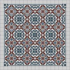 Easy Cross Stitch Patterns, Cross Stitch Borders, Simple Cross Stitch, Cross Stitch Rose, Cross Stitch Alphabet, Cross Stitch Designs, Cross Stitching, Needlepoint Pillows, Needlepoint Patterns
