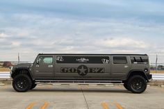Dope stretch hummer limo by LibertyWalk and Go-Ez.