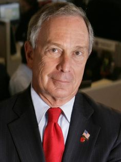 Michael Bloomberg, current Mayor of New York City and the founder of Bloomberg News.  He is an Eagle Scout.
