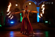 Kick off the wedding celebration with Fire Dancers!!! Image courtesy of 6 of Four Photography  Discover more south asian wedding inspiration www.shaadibelles.com #indian #southasian #wedding