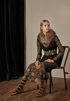 Red Valentino Fall Ready-To-Wear 2017