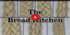 How to braid 3, 4, 5, 6, 7, 8, and 9 strand braids