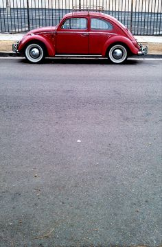 Red VW Beetle - IMAG0241_edit0 Photo credit: kevindean via Foter.com / CC BY-NC-SA