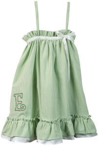 Cute, cute, cute sundresses -- three different styles!  Easy to stitch!  :)