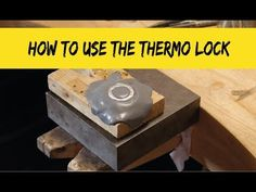 How to use the thermo lock (for setting) • Agnes Bijouterie - YouTube Being Used, Youtube, Decor, Decoration, Decorating, Youtubers, Youtube Movies, Deco