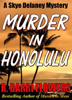 """""""Murder in Honolulu is an exquisitely rich and masterfully constructed mystery . R. Barri Flowers now lays fitting claim to the beautiful island paradise as his territory, owning it in the same way Robert Parker owns Boston and Lawrence Block New York."""" --Jon Land, bestselling author of Strong Vengeance"""