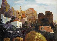 Isaac Grünewald (1889-1946):  Morgonen - Roquebrune